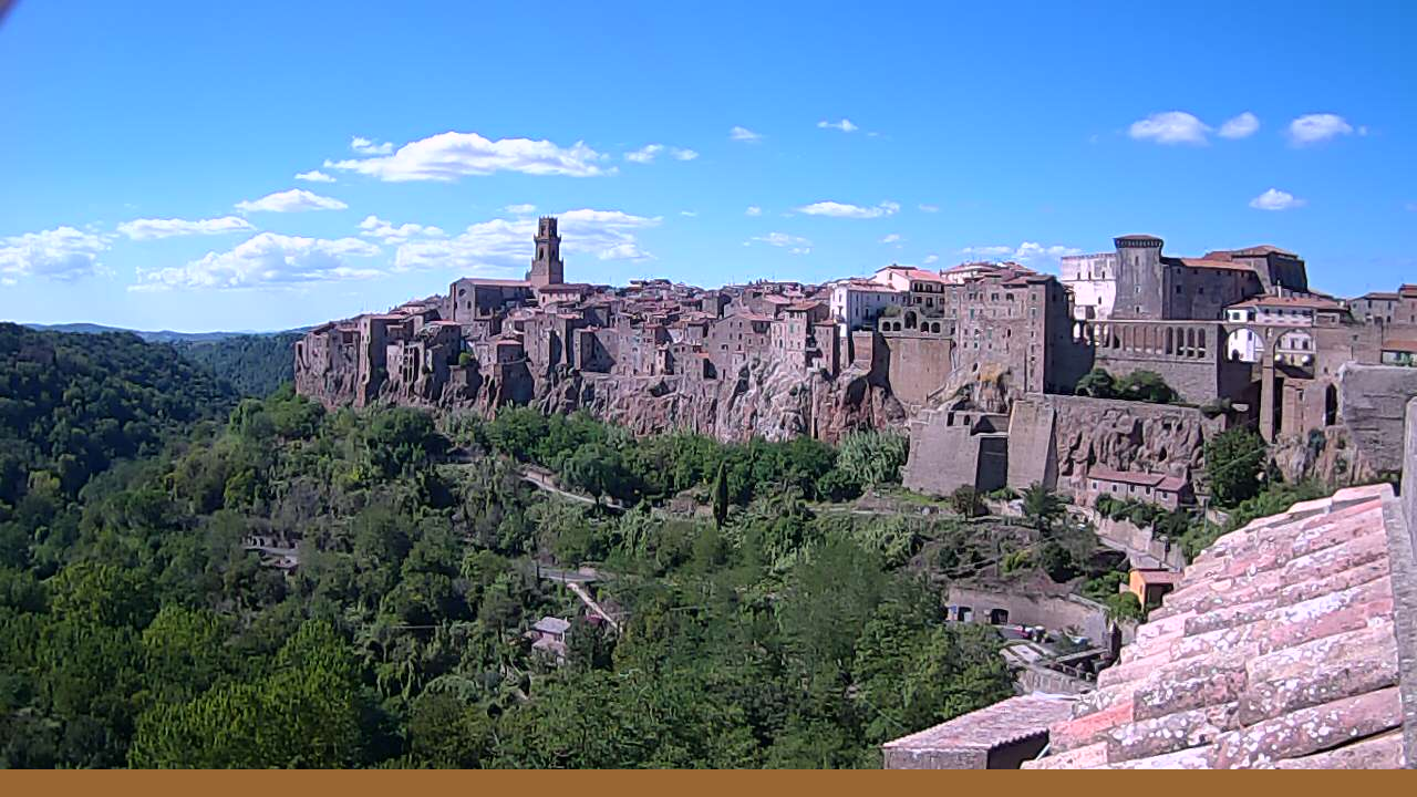 Webcam Pitigliano